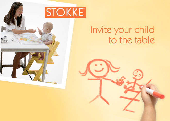 Stokke – Chair Promo Banner